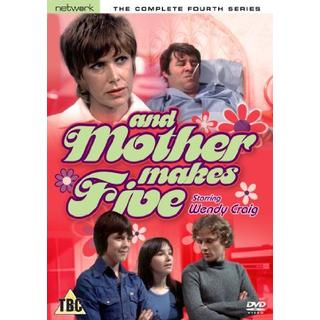 And Mother Makes Five - The Complete Series 4 [DVD]